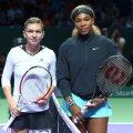 Simona Halep și Serena Williams // FOTO: Guliver/Getty Images