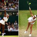 Simona Halep (27 de ani, locul 7 WTA) și Serena Williams (37 de ani, 10 WTA) s-au întâlnit deja de 10 ori, inclusiv pe iarbă