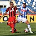 FOTO: sportpictures.eu // Alibec vs Frăsinescu, în Poli Iași - Astra Giurgiu