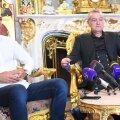 Gigi Becali și Bogdan Andone // foto: Gazeta Sporturilor
