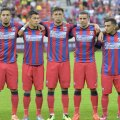 Fernando Varela, Gabriel Iancu, Andrei Prepeliță, Cornel Râpă, Alex Chipciu , Robert Vâlceanu și Lucasz Szukala