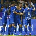 FOTO: krcgenk.be // Ianis Hagi a marcat la debutul la Genk