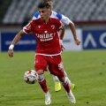 Andreas Mihaiu, în meciul contra Clinceniului // foto: Cristi Preda