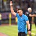 Ilie Poenaru, 42 de ani, a jucat peste 100 de meciuri în Liga 1 la Poli Timișoara și FC Argeș, iar în 2012 a debutat în meseria de antrenor