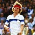 John McEnroe la Wimbledon