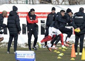 """Contrarevoluție la Dinamo » Cosmin a schimbat radical antrenamentele """"câinilor"""", cucerindu-i pe noii săi elevi"""