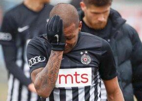 Rasism non-stop » Vicepreședinta clubului Rad a lansat un mesaj agresiv împotriva lui Everton Luiz, după ce fanii lui Rad l-au abuzat pe brazilian