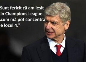"""Cele mai tari 4 glume cu și despre Arsene Wenger: """"Ăsta-i MOTIVUL din cauza căruia nu vrea să câștige trofee"""""""
