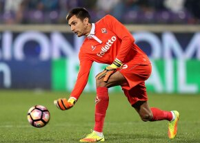 Traversează un moment excelent, dar presa din Italia îl dă plecat de la Fiorentina! Anunț despre Tătărușanu
