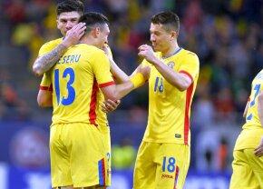 EXCLUSIV Schimbăm sistemul și jucăm cu 3 fundași centrali » Echipa de start a României cu Danemarca