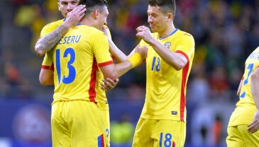 EXCLUSIV Schimbăm sistemul și jucăm superofensiv » Echipa de start a României cu Danemarca