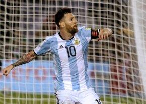 VIDEO + FOTO Brazilia și Argentina, victorii importante în preliminariile CM 2018 » Messi și Neymar au marcat + Hattrick de senzație Paulinho