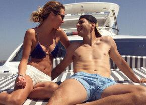 FOTO L-a dat de gol? Gestul iubitei lui Morata prefigurează transferul atacantului. La ce echipă va ajunge