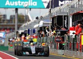Lewis Hamilton va pleca din pole position în Marele Premiu al Australiei » Cum arată grila de start