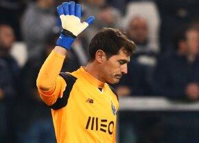 Destinație-surpriză pentru Casillas! Unde ar putea evolua din sezonul viitor portarul aflat la final de contract cu Porto