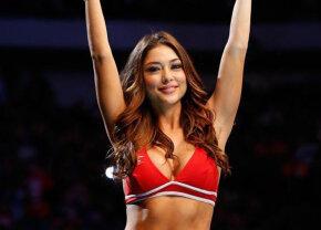 FOTO Sirena din UFC » Cine ar fi crezut? Tipa sexy din ring, arestată pentru violență domestică!