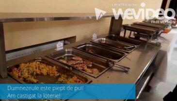 """VIDEO Imagini șocante postate de un gimnast olandez prezent la Campionatele Europene de la Cluj: """"Ne antrenăm în beci și mâncarea e groaznică"""""""
