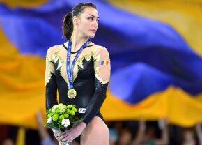 """Corespondență din Cluj » Regina, tot regină! Povestea medaliei cu care Cătălina a uimit lumea gimnasticii + Interviu cu Ponor: """"Am muncit pentru acest aur din 2015"""""""