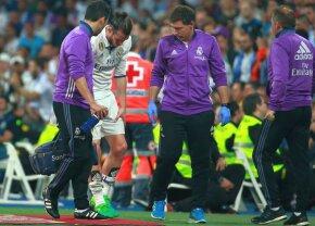 Gareth Bale e din nou indisponibil! Real a anunțat cât timp stă pe bară » Număr record de accidentări pentru galez în cei 4 ani de când e la Madrid