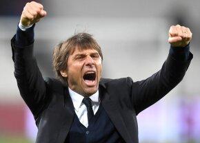 Buget de 120 de milioane de lire sterline pentru Conte » Trei jucători pe lista lui Chelsea