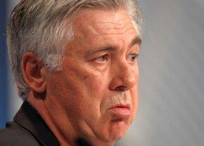 """De necrezut! Două motive incredibile pentru care Ancelotti a fost concediat de la Real » Cum a fost """"săpat"""" de o vedetă"""