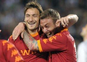 """Unul dintre fotbaliștii emblematici ai Romei face praf jucătorii din noua generație: """"Cu tot respectul, dar le-aș da cu o bâtă de baseball în dinți"""""""