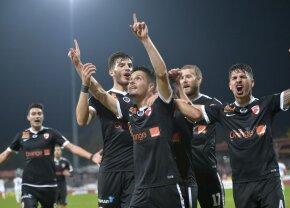 Situația unui titular de la Dinamo se complică! Evită să semneze prelungirea, iar FCSB stă la pândă