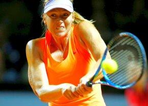 Merge ceas! Șarapova s-a calificat în semifinalele turneului de la Stuttgart