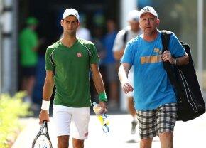 """Boris Becker a dezvăluit motivul din spatele formei slabe a lui Djokovici » """"În acel moment și-a pierdut motivația"""""""