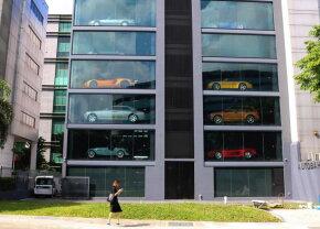 FOTO & VIDEO FABULOS! Cum se cumpără Ferrari și Lamborgini în Singapore! Așa ceva nu s-a mai auzit