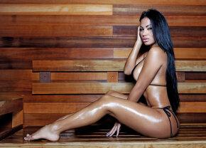 FOTO Frumusețe din Nicaragua » Dolly Castro e supermodelul din lumea fitness-ului pe care nu îl poți evita
