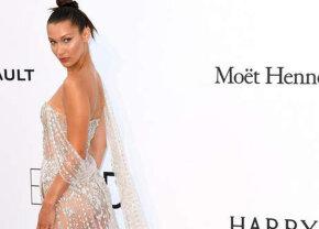 FOTO Mai bine ar fi venit direct nud! E incredibil cum au apărut două vedete la Cannes