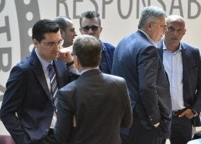 """EXCLUSIV // UPDATE Scandal uriaș la FRF » Burleanu l-a dat afară din ședința CEx pe Justin Ștefan: """"Ce caracter are acest personaj care a ajuns să conducă destinele fotbalului românesc!"""""""