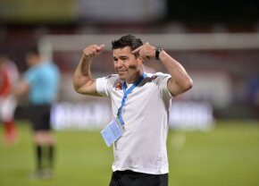EXCLUSIV Contra pregătește o revenire-surpriză » A fost prezent azi la meciul lui Dinamo și ar putea îmbrăca iar tricoul alb-roșu!