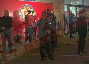 FOTO ŞOCANT: Burleanu se apără de fotbal cu bodyguarzi! Șeful FRF a oferit scenele anului 2017 la finala Cupei » Dialog incredibil cu reporterul GSP