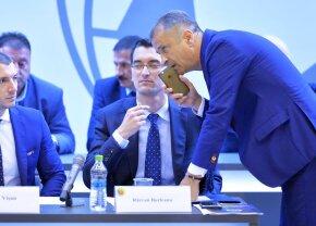 """Becali îl atacă pe Burleanu! Ce îi reproșează șefului FRF: """"Are o mentalitate și o atitudine periculoase"""""""