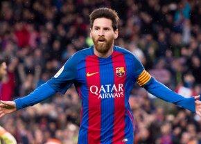 VIDEO O nouă distincție individuală pentru Messi » Trofeul prin care starul argentinian îl egalează pe Cristiano Ronaldo