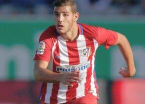 Pactul dintre Atletico Madrid și Real Madrid a luat sfârșit » `Galacticii' au achiziționat un tânăr jucător de la echipa lui Simeone