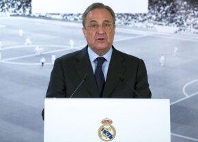 `Tripleta` lui Florentino Perez » Încă 4 ani la Real!