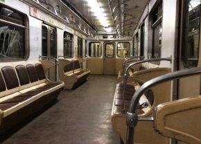 VIDEO Asta poate fi cea mai nebună fază văzută într-un tren! Călătorii au rămas mască!