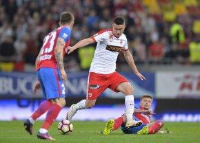 """Dinamoviștii speră să păstreze un jucător de bază: """"E cel mai bun din Liga 1!"""" » Declarații optimiste: """"Ne batem la toate trofeele"""""""