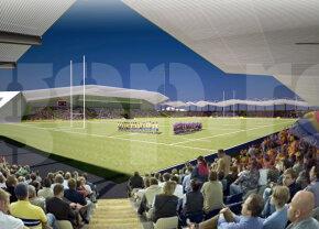 EXCLUSIV FOTO Cel mai avansat stadion pentru EURO 2020! Arena va avea minihotel și clinică de recuperare