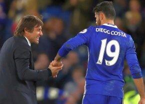 Diego Costa, mesaj ironic pentru Antonio Conte » Atacantul s-a filmat în tricoul echipei la care vrea să joace