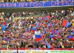 EXCLUSIV Oficialii lui FCSB n-au cerut niciun bilet pentru propriii fani la meciul cu Timișoara » Care au fost motivele și ce promit suporterii din Peluza Roș-Albastră