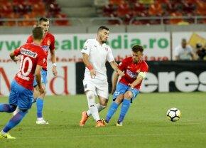 Veste excelentă primită de FCSB după victoria de la Timișoara!