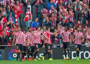 Înfrângere pentru Athletic Bilbao la ultimul amical dinainte de duelul cu Dinamo » Formația-surpriză aliniată de antrenorul bascilor