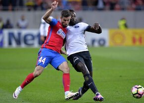 Fundașul dorit de Becali a fost cel mai slab om de pe teren în meciul CFR - Viitorul 2-0 » Jucătorii care s-au remarcat în tabăra lui Dan Petrescu