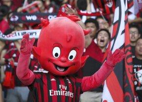 Mai mulți ca FCSB și Dinamo » Câte bilete s-au cumpărat pentru meciul AC Milan - CSU Craiova
