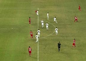 FOTO FCSB a avut un gol anulat eronat al lui Golofca