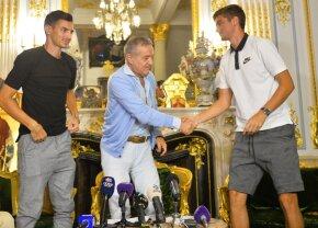 """Gigi Becali s-a răzgândit și i-a schimbat postul noii sale """"perle"""": """"Doar așa voi putea lua peste 20 de milioane de euro pe el"""""""